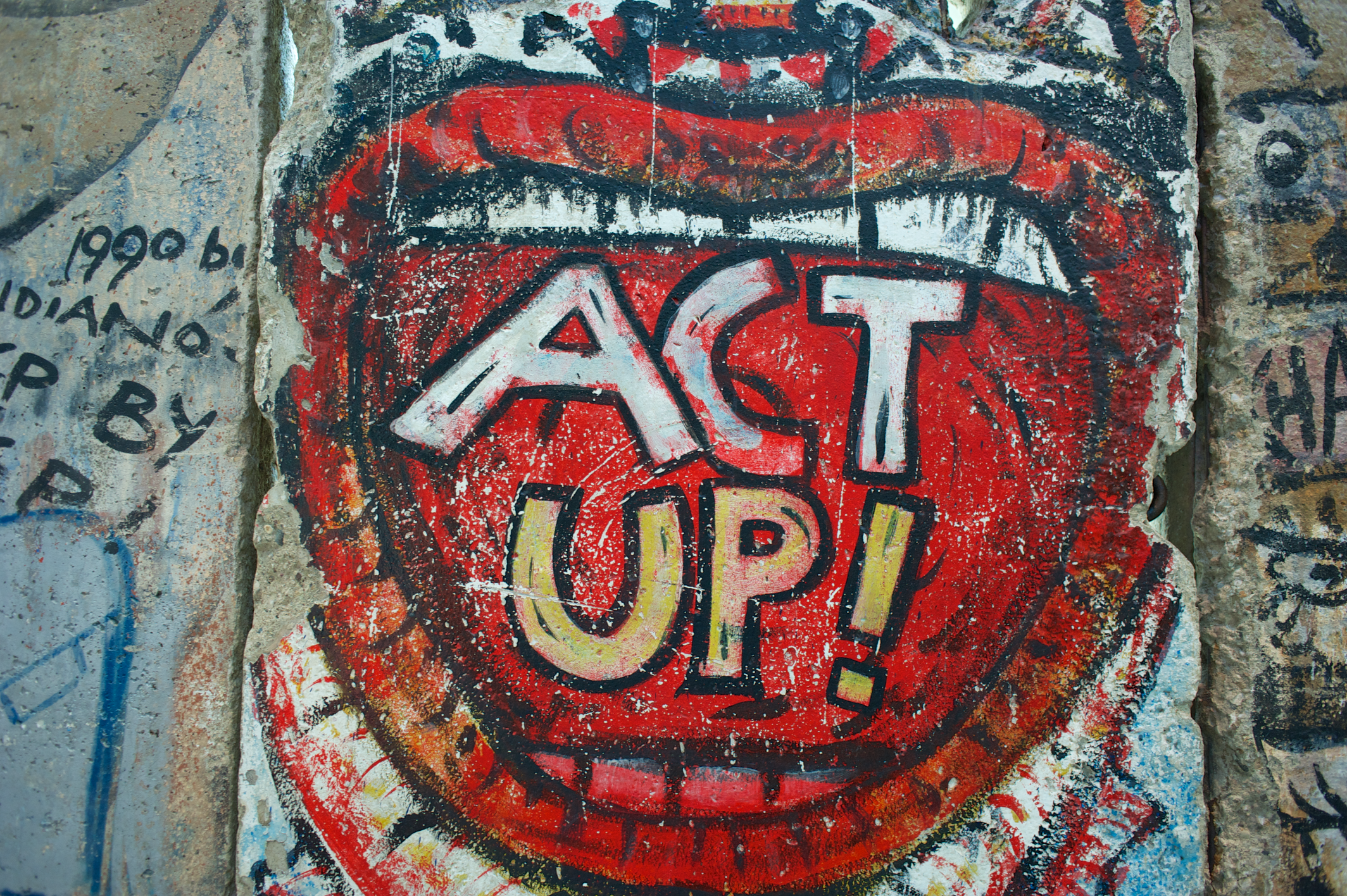 Berlin Wall panels 358