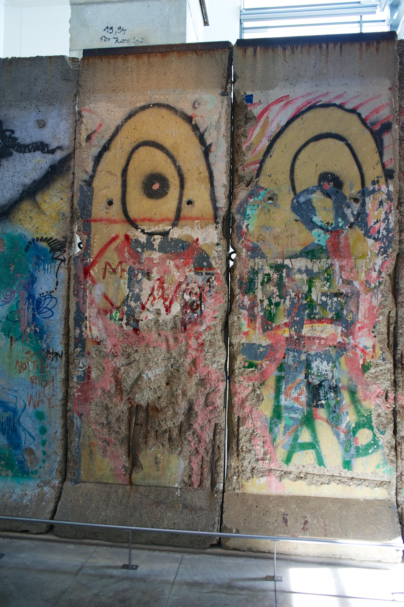 Berlin Wall panels 361