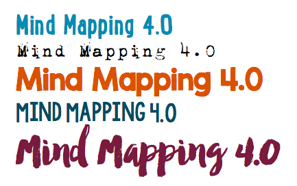 Mind Mapping 4.0