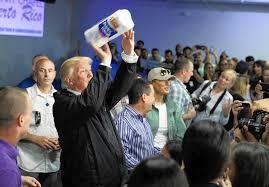 Trump's visit to Puerto Rico had poor optics - The Morning Call
